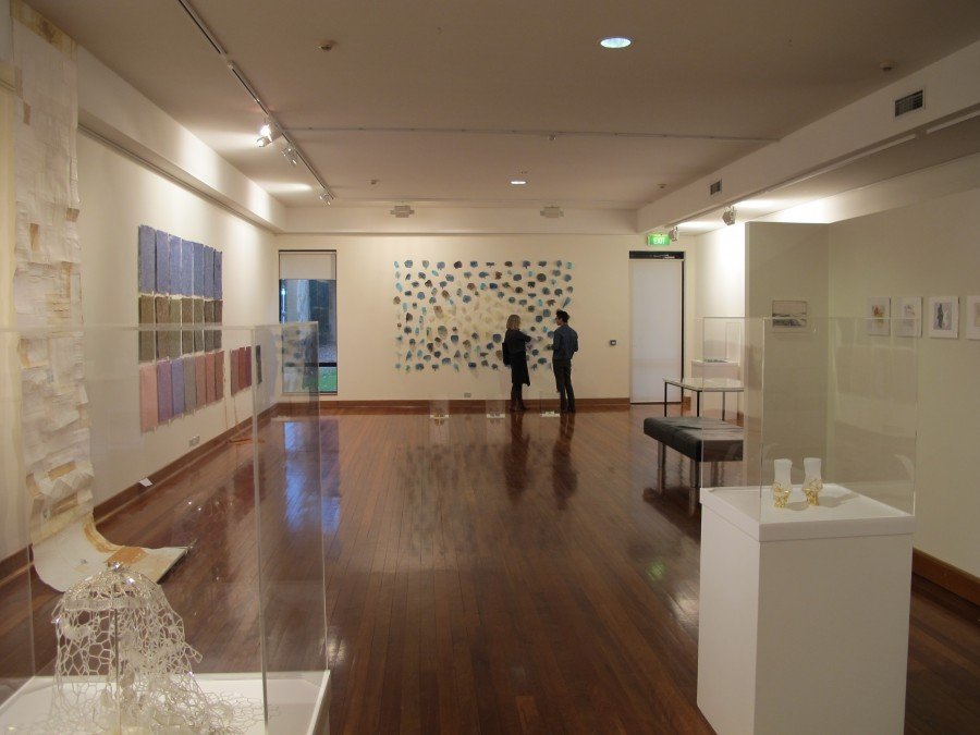 transit Macquarie University Art Gallery 2013 by Meredith Brice
